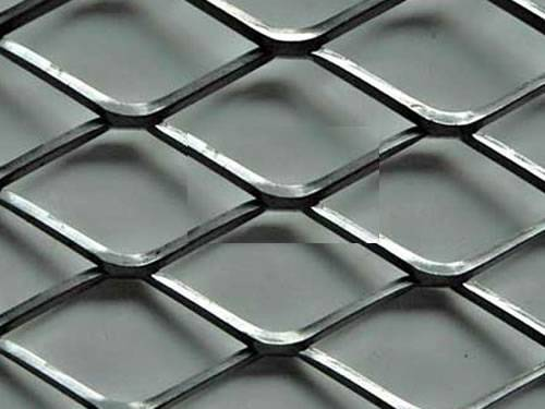 Expanded Metal Materials Aluminum Expanded Metal Steel